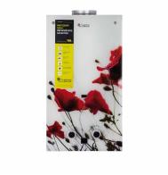 КОЛОНКА ГАЗОВАЯ дымоход Thermo Alliance JSD20-10F2 10 л стекло(цветок)