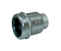 зажимное соединение AGAFLEX 3/4 для стальных труб
