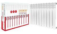 Радиатор биметаллический ENERGO 500/80