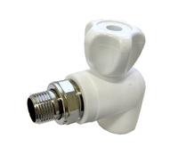 радиаторный кран угловой 25-3/4 VS PLAST