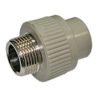муфта 25 мм - 1/2 наружная резьба