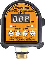 автоматическое реле давления OPTIMA EP-1 Польша