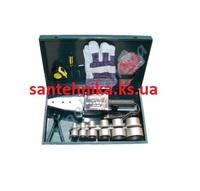 паяльник для сварки полипропиленовых труб и соединений 1600ВТ