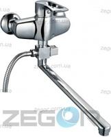смеситель для ванной ZEGOR GHY